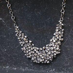 J Crew rhinestone necklace